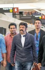 Grand Welcome For Balakrishna In USA Photos_22