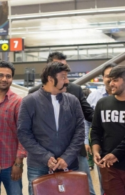 Grand Welcome For Balakrishna In USA Photos_25