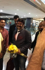 Grand Welcome For Balakrishna In USA Photos_28