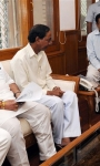 Telangana CM in New Delhi Photos-5