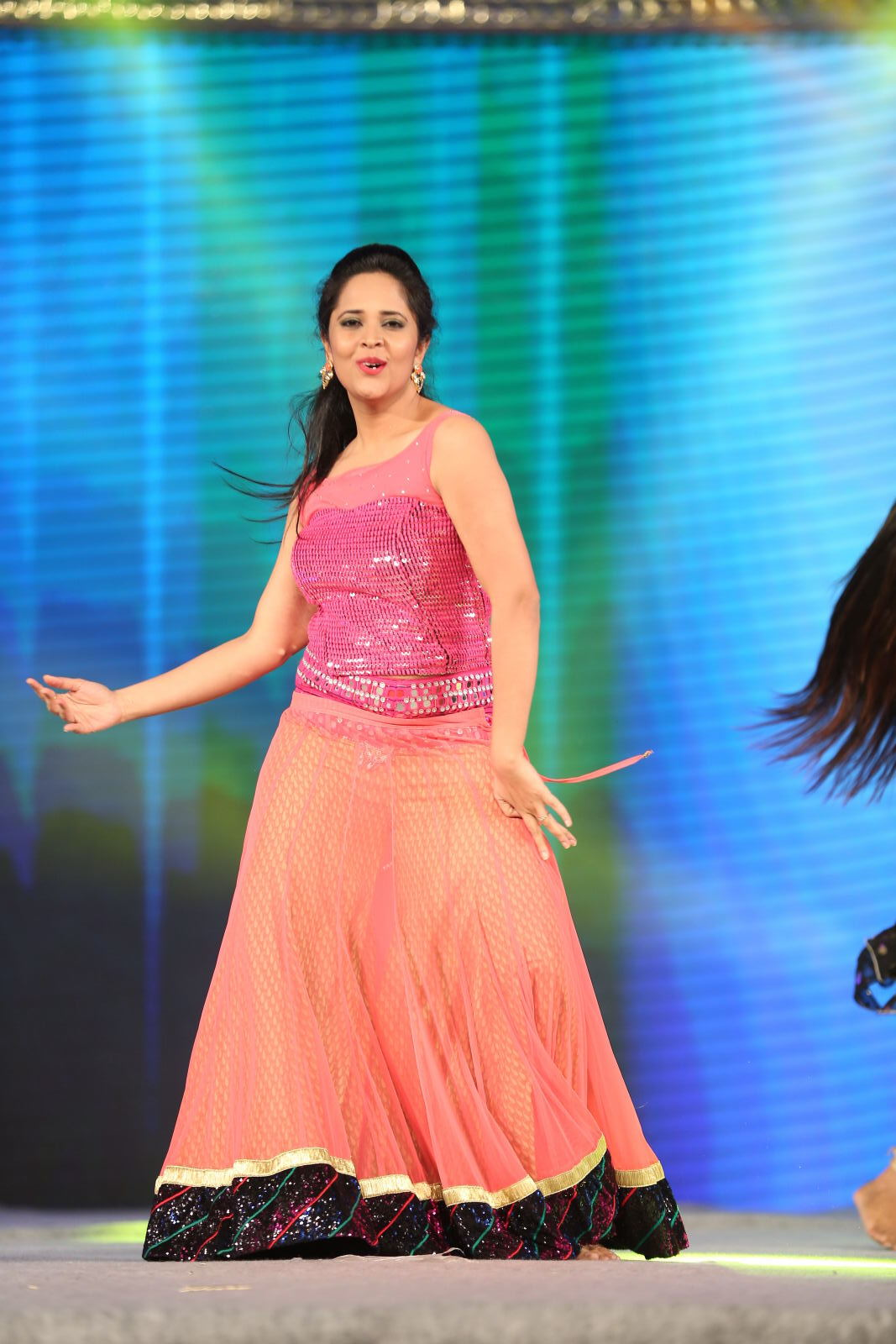 Anasuya in Gama awards_35