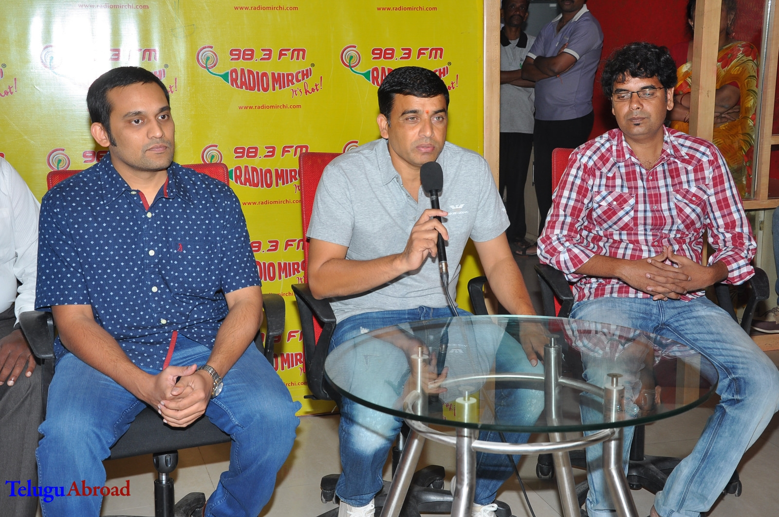 Kerintha song launch @ Radio Mirchi (27).JPG
