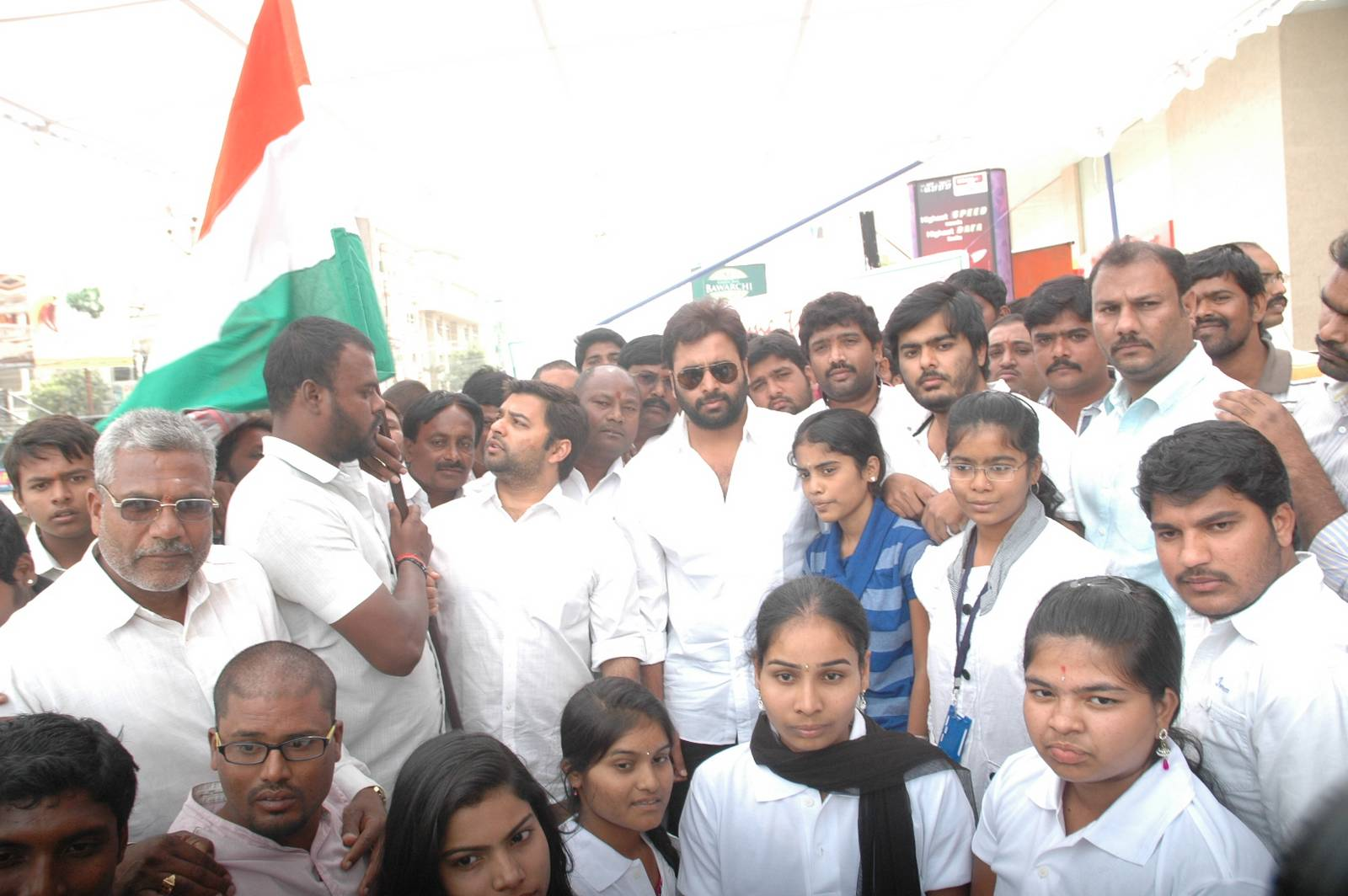 Nara Rohit attended Swatch Bharath (22)
