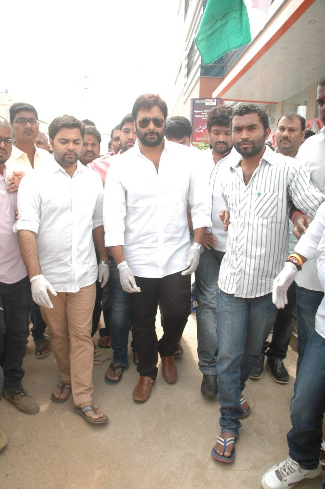 Nara Rohit attended Swatch Bharath (43)