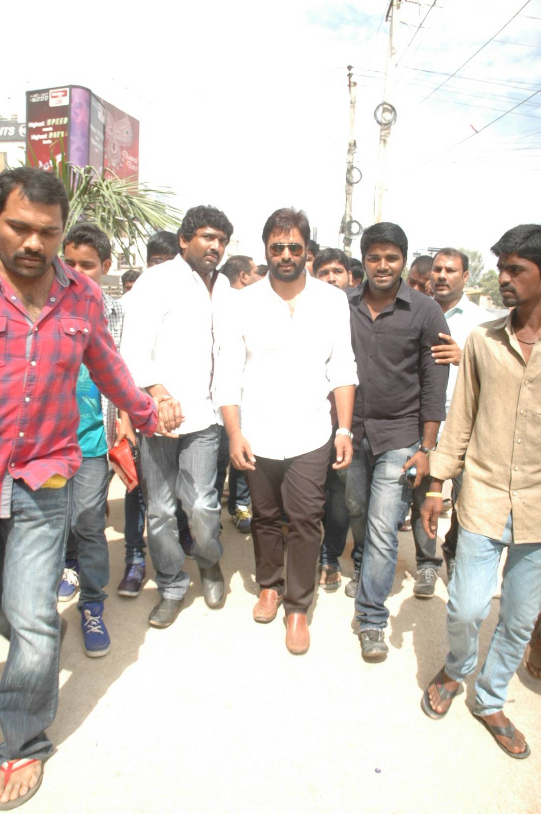 Nara Rohit attended Swatch Bharath (95)