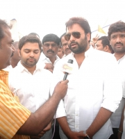 Nara Rohit attended Swatch Bharath (10)