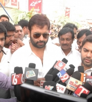 Nara Rohit attended Swatch Bharath (7)