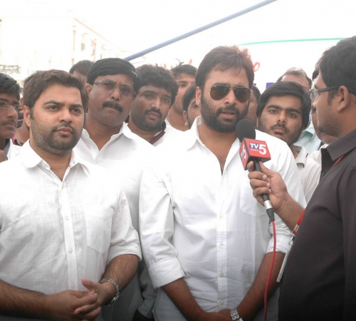 Nara Rohit attended Swatch Bharath (99)