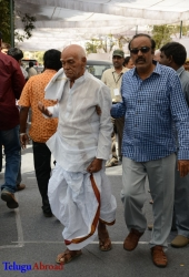 Ramanaidu last journey (2)