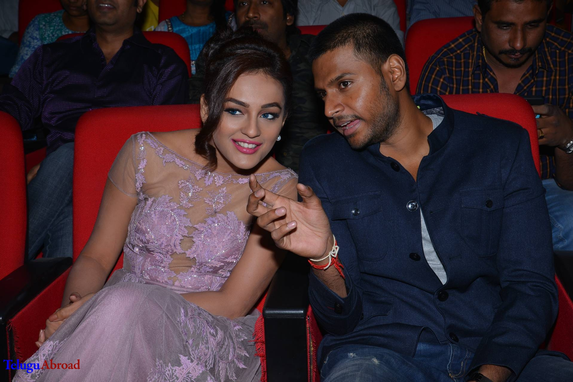 Tiger Audio Launch (1)