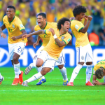 Brazil Beats Chile in Penalty kicks