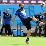 Five Scenarios for Italy & England in Group of Death