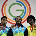 CWG 2014: Five medals for India on Day 4
