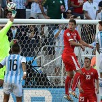 World Cup 2014 – Heartbreak For Swiss, Argentina Escape to Quarters