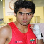 Vijender Leads Indian Boxing Contingent At CWG