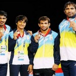 CWG 2014: Indian wrestlers and shooters make country proud on Day 6