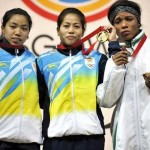 India at Commonwealth Games 2014