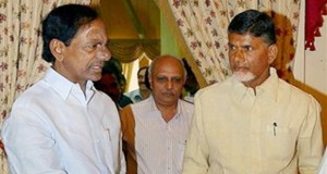 Reaction After KCR and Chandra Babu naidu Meet
