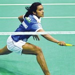 Indian shuttler settles with Bronze again