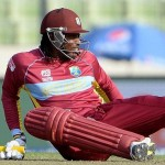 Gayle to miss India tour