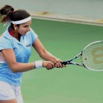 Sania Mirza Saketh Myneni clinches mixed doubles gold