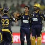KKR registered 12th consecutive win