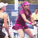 Sania Mirza in mixed doubles final at the US Open