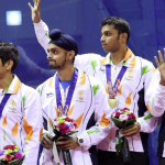 Indian Squash players create history