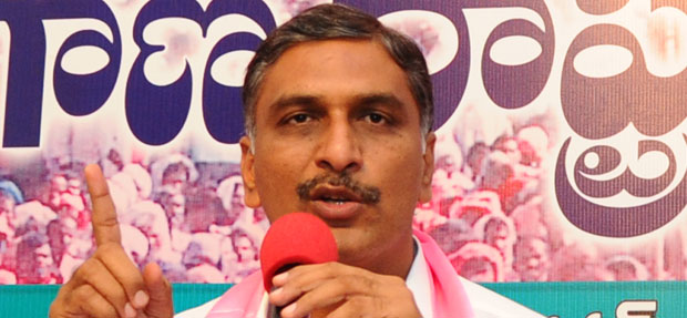Harish Rao orders hospital staff to return bribe
