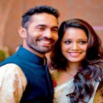 Dipika Pallikal and Dinesh Karthik wedding in 2015