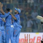 India level series with WI