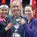 Sania Mirza Cara Black Win WTA Finals