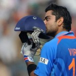 Virat Kohli No 2 in ICC rankings