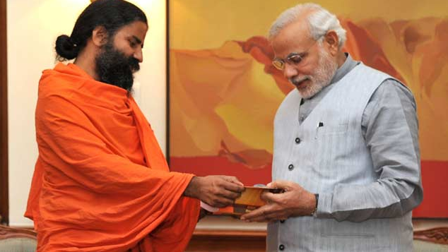 Baba Ramdev Gets Z-Category Security