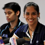 Saina and Kashyap enters quarterfinals of China Open