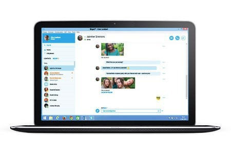 Microsoft welcomes Skype from browser