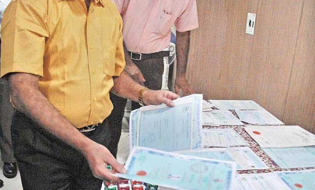 NASSCOM complains about fake certificates to KCR