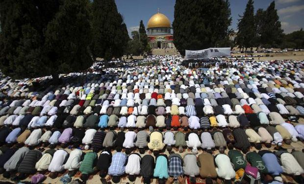 Many Muslims in Europe publicly abandoning Islam