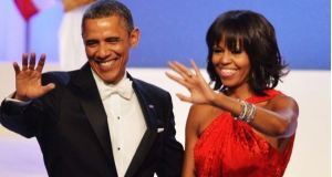 Movie on Barack and Michelle Obama