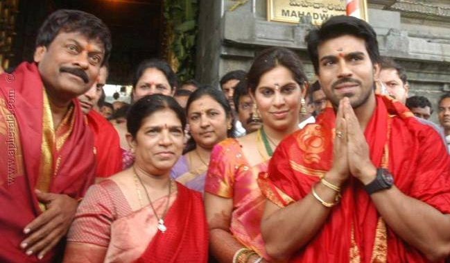 Chiranjeevi Wife Is Ill And In Hospital Teluguabroad