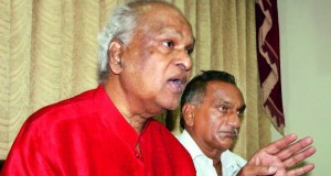 Congress leader P Venkata Rao passes away