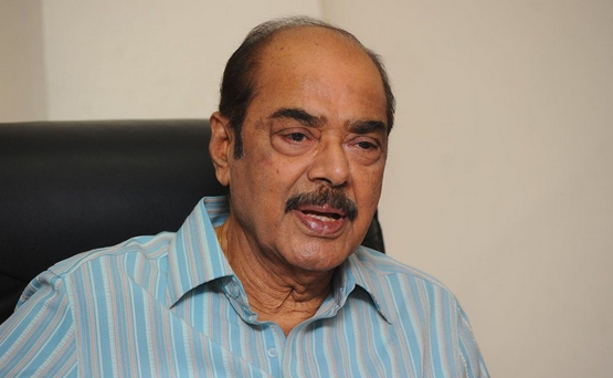 Filmmaker Rama Naidu passes away