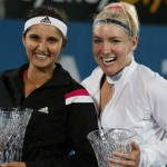 Sania wins title at Sydney International