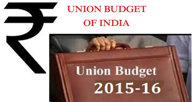 Highlights of Union Budget 2015-16