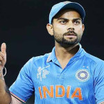 Kohli – 2nd Most Followed Sportsperson