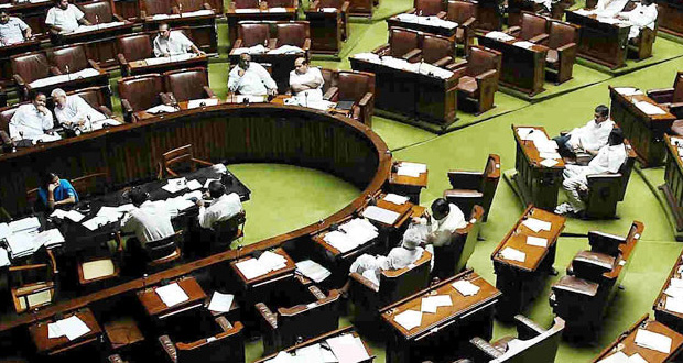 New Land Act in Lok Sabha