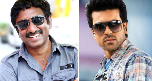 Ram Charan-Srinu Vaitla Movie