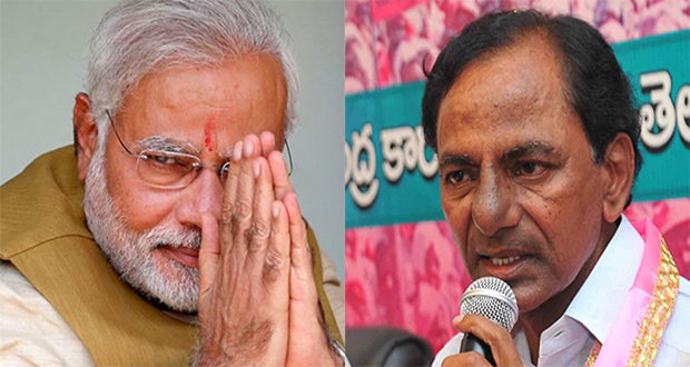 TRS Moving Closer To BJP