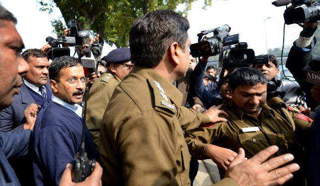 Arvind Kejriwal gets Z-category security cover