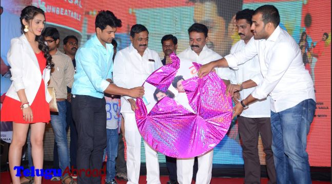 Love state audio launch